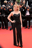 "CANNES, FRANCE. May 15, 2019: Ludivine Sagnier at the gala premiere for ""Les Miserables"" at the Festival de Cannes.<br /> Picture: Paul Smith / Featureflash"