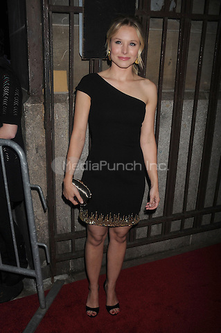 """Kristen Bell at Good Housekeeping's """"Shine On"""" 125 Years Of Women Making Their Mark at the New York City Center in New York City. April 12, 2010.. Credit: Dennis Van Tine/MediaPunch"""