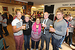 SWALEC volunteers Kirsty Parsons and Sue Purnell along with Newport High School Old Boys Chairman Jim Brunnock and Newport Gwent Dragons players Lewis Evans and Ashley Smith celebrate the opening of the clubhouse after SWALEC staff renovated the building..15.07.12.©Steve Pope