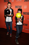 Tony Goldwyn and Tatiana Maslany attends The Second Stage Theater's  32nd Annual All-Star Bowling Classic at the Lucky Strike on February 11, 2019 in New York City.