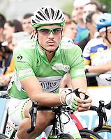 John Degenklob during the stage of La Vuelta 2012 between Barakaldo and Valdezcaray.August 21,2012. (ALTERPHOTOS/Acero) /NortePhoto.com