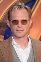 "Paul Bettany<br /> arriving for the ""Avengers: Infinity War"" fan event at the London Television Studios, London<br /> <br /> ©Ash Knotek  D3393  08/04/2018"