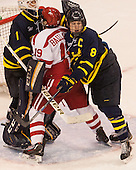 160129-PARTIAL-Merrimack College Warriors at Boston University Terriers (m)