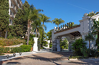 Hotel H10 Nueva Andalucia, Casino, Puerto Banus, Spain. November, 2017, 201711244047<br /><br />Copyright Image from Victor Patterson, 54 Dorchester Park, <br />Belfast, UK, BT9 6RJ<br /><br />t1: +44 28 9066 1296 (from Rep of Ireland 048 9066 1296)<br />t2: +44 28 9002 2446 (from Rep of Ireland 048 9002 2446)<br />m: +44 7802 353836<br /><br />e1: victorpatterson@me.com<br />e2: victorpatterson@gmail.com<br /><br />www.victorpatterson.com<br /><br />Please see my Terms and Conditions of Use at www.victorpatterson.com. It is IMPORTANT that you familiarise yourself with them.<br /><br />Images used on the Internet must be visibly watermarked i.e. © Victor Patterson within the body of the image and copyright metadata must not be deleted. Images used on the Internet have a size restriction of 4kbs and will be chargeable at current NUJ rates unless agreed otherwise.<br /><br />This image is only available for the use of the download recipient i.e. television station, newspaper, magazine, book publisher, etc, and must not be passed on to any third party. It is also downloaded on condition that each and every usage is notified within 7 days to victorpatterson@me.com<br /><br />The right of Victor Patterson to be identified as the author is asserted in accordance with The Copyright Designs And Patents Act (1988).