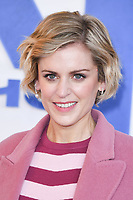 "Denise Gough<br /> arriving for the premiere of ""The Kiid who would be King"" at the Odeon Luxe cinema, Leicester Square, London<br /> <br /> ©Ash Knotek  D3476  03/02/2019"