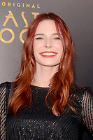 "LOS ANGELES - July 27:  Chloe Dykstra at ""The Last Tycoon"" Premiere at the Harmony Gold Theater on July 27, 2017 in Los Angeles, CA"