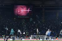 Ricordo di Vincenzo Paparelli <br /> Roma 30-10-2019 Stadio Olimpico <br /> Football Serie A 2019/2020 <br /> SS Lazio - Torino FC<br /> Foto Andrea Staccioli / Insidefoto