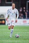 V&auml;llingby 2014-03-30 Fotboll Allsvenskan IF Brommapojkarna - Kalmar FF :  <br />  Kalmars &Ouml;yvind Hovda i aktion <br /> (Foto: Kenta J&ouml;nsson) Nyckelord:  BP Brommapojkarna Grimsta Kalmar KFF portr&auml;tt portrait