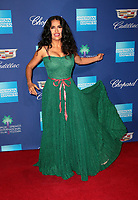 PALM SPRINGS, CA - January 2: Salma Hayek, at 29th Annual Palm Springs International Film Festival Awards Gala at Palm Springs Convention Center in Palm Springs, California on January 2, 2018. <br /> CAP/MPI/FS<br /> &copy;FS/MPI/Capital Pictures