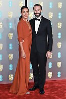 Joseph Fiennes<br /> arriving for the BAFTA Film Awards 2019 at the Royal Albert Hall, London<br /> <br /> ©Ash Knotek  D3478  10/02/2019