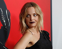 """LOS ANGELES - OCT 26:  Mena Suvari at the """"American Horror Story"""" 100th Episode Celebration at the Hollywood Forever Cemetary on October 26, 2019 in Los Angeles, CA"""