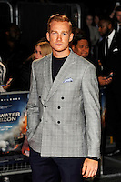 LONDON, ENGLAND - SEPTEMBER 26: Greg Rutherford attending the 'Deepwater Horizon' European Premiere at Cineworld, Leicester Square on September 26, 2016 in London, England.<br /> CAP/MAR<br /> &copy;MAR/Capital Pictures /MediaPunch ***NORTH AND SOUTH AMERICAS ONLY***