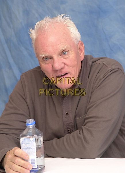 MALCOLM McDOWELL.Los Angeles, 2004.headshot, portrait.www.capitalpictures.com.sales@capitalpictures.com.© Capital Pictures.