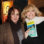 03-04-12 Other Desert Cities - Judith Light & Stockard Channing & Rachel Griffiths - Booth Theatre