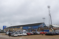 A general view of the stadium during the Sky Bet League 1 match between Peterborough and Fleetwood Town at London Road, Peterborough, England on 28 April 2018. Photo by Carlton Myrie.