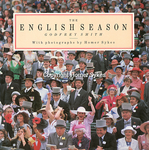 The English Season. Published in the UK by  Pavilion Books Ltd 1987. ..OUT OF PRINT...I have a few new copies left. I am happy to sign and dedicate copies. <br />