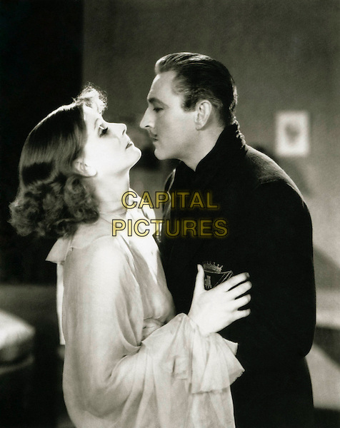 Greta Garbo & John Barrymore.in Grand Hotel.*Filmstill - Editorial Use Only*.CAP/PLF.Supplied by Capital Pictures.