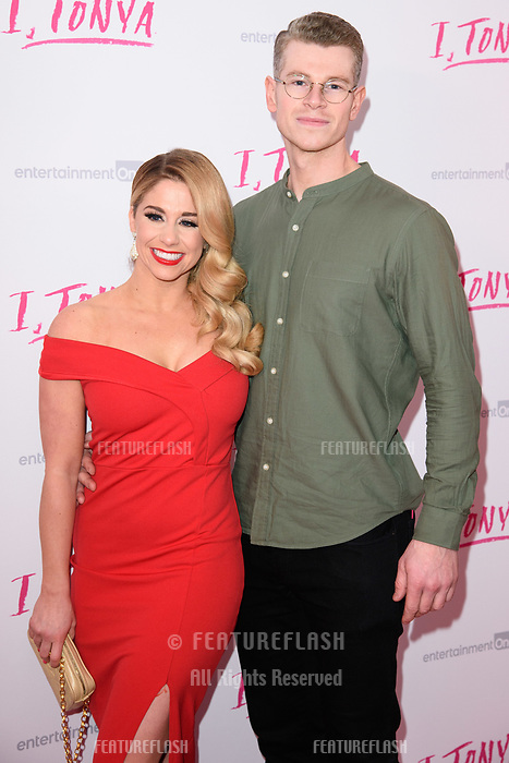 "Alex Murphy at the ""I, Tonya"" premiere at the Curzon Mayfair, London, UK. <br /> 15 February  2018<br /> Picture: Steve Vas/Featureflash/SilverHub 0208 004 5359 sales@silverhubmedia.com"