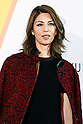American director Sofia Coppola poses for the cameras during the opening celebration for Louis Vuitton's ''Volez, Voguez, Voyagez'' exhibition on April 21, 2016, Tokyo, Japan. After a successful run in Paris, the luxury fashion brand now brings the instalment to Tokyo, which traces Louis Vuitton's history from 1854 to today. Some 1,000 objects, including rare trunks, photographs and handwritten client cards will be displayed. Japanese room will be set up specially for Japan, showcasing such rare items as makeup and tea ceremony trunks for kabuki actor Ebizo XI. The exhibition will be open to the public free of charge from April 23 to June 19. (Photo by Rodrigo Reyes Marin/AFLO)