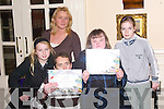 AT the Listowel Credit Union Poster competition in the Listowel Arms Hotel on Friday night..   Copyright Kerry's Eye 2008