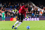 Romelu Lukaku of Manchester United in action during the UEFA Champions League 2018-19 match between Valencia CF and Manchester United at Estadio de Mestalla on December 12 2018 in Valencia, Spain. Photo by Maria Jose Segovia Carmona / Power Sport Images