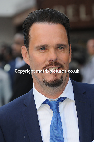 NON EXCLUSIVE PICTURE: PAUL TREADWAY / MATRIXPICTURES.CO.UK<br /> PLEASE CREDIT ALL USES<br /> <br /> WORLD RIGHTS<br /> <br /> American actor Kevin Dillon attending the European Premiere of Entourage at Vue West End, in London.<br /> <br /> JUNE 9th 2015<br /> <br /> REF: PTY 151850