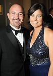 Cliff Riley and Leslie Duval at the Big Brothers Big Sisters Gala at The Corinthian Friday May 07,2010.  (Dave Rossman Photo)