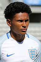 Demetri Mitchell of Manchester United and England U20's during England Under-18 vs Scotland Under-20, Toulon Tournament Semi-Final Football at Stade Parsemain on 8th June 2017