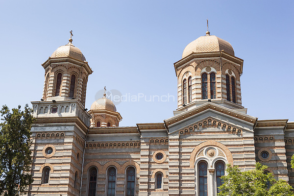 Saint Peter and Saint Paul the Apostles Cathedral, Constanta, Romania   June 2015<br /> CAP/MEL<br /> &copy;MEL/Capital Pictures /MediaPunch ***NORTH AND SOUTH AMERICA ONLY***