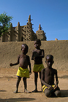 Africa. WESTERN and CENTRAL  Africa. Sahara desert.