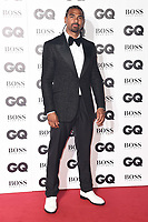 LONDON, UK. September 05, 2018: David Haye at the GQ Men of the Year Awards 2018 at the Tate Modern, London