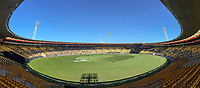 A general view during the Twenty20 International cricket match between NZ Black Caps and England at Westpac Stadium in Wellington, New Zealand on Sunday, 3 November 2019. Photo: Dave Lintott / lintottphoto.co.nz