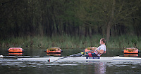 Caversham. Berkshire. UK<br /> ASM M1X, Scott MEENAGH, <br /> 2016 GBRowing, Para Rowing Media Day, UK GBRowing Training base near Reading, Berkshire.<br /> <br /> Friday  15/04/2016<br /> <br /> [Mandatory Credit; Peter SPURRIER/Intersport-images]