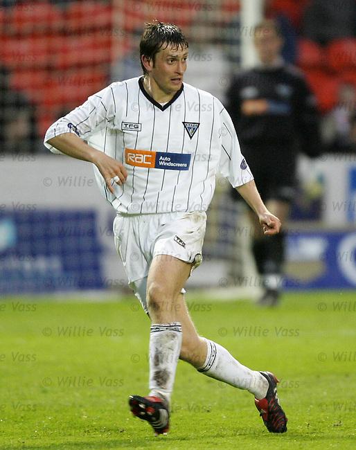 Andrius Skerla, Dunfermline.stock season 2003-2004.pic willie vass
