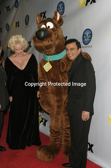 Jean Kasem, Scooby Doo &amp; Casey Kasem<br />