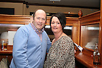 Anthony and Tracey Farrell in the Thatch...(Photo credit should read Jenny Matthews www.newsfile.ie)....This Picture has been sent you under the conditions enclosed by:.Newsfile Ltd..The Studio,.Millmount Abbey,.Drogheda,.Co Meath..Ireland..Tel: +353(0)41-9871240.Fax: +353(0)41-9871260.GSM: +353(0)86-2500958.email: pictures@newsfile.ie.www.newsfile.ie.
