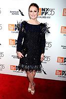 Julianne Moore bei der Premiere von 'Wonderstruck' auf dem 55. New York Film Festival in der Alice Tully Hall. New York, 07.10.2017