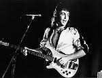 Wings 1973 Paul McCartney Birmingham 7th July 1973<br /> &copy; Chris Walter