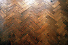 wooden parquet floor<br />