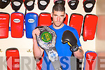 NATIONAL CHAMPION: Stephen Moroney, Tralee and Champion Thai Boxing Club who is the K1 Kickboxing All Ireland National Champion and has been called into the Irish team to face the Norwegian champion in Norway on 10th & 11th of May.