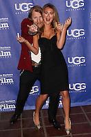SANTA BARBARA, CA - FEBRUARY 05: Lew Temple, Alexa Vega at the 29th Santa Barbara International Film Festival - Honoring Oprah Winfrey With The Montecito Award held at the Arlington Theatre on February 5, 2014 in Santa Barbara, California. (Photo by Xavier Collin/Celebrity Monitor)