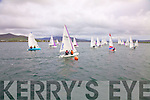 Race start at the Inter Club Autumn Regatta in Cahersiveen at the Weekend.  Forty boats took part in this event which was hosted by the Atlantic Sailing Club for the first time.