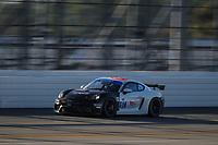 #67 TRG - The Racers Group Porsche Cayman GT4 MR, GS: Chris Bellomo, Robert Orcutt