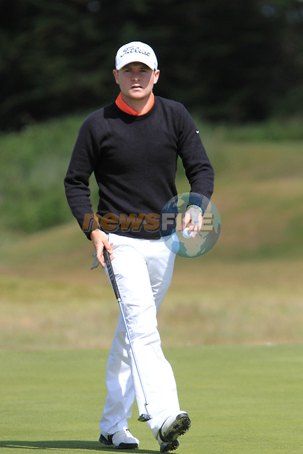 Gerard Kelly (Co.Louth) on the 17th Hole on the first round of the final day at the East of Ireland Amateur Open Championship 2011 in Co.Louth Golf Club...(Photo credit should read Jenny Matthews www.newsfile.ie)....This Picture has been sent you under the conditions enclosed by:.Newsfile Ltd..The Studio,.Millmount Abbey,.Drogheda,.Co Meath..Ireland..Tel: +353(0)41-9871240.Fax: +353(0)41-9871260.GSM: +353(0)86-2500958.email: pictures@newsfile.ie.www.newsfile.ie.on the 17th Hole on the first round of the final day at the East of Ireland Amateur Open Championship 2011 in Co.Louth Golf Club...(Photo credit should read Jenny Matthews www.newsfile.ie)....This Picture has been sent you under the conditions enclosed by:.Newsfile Ltd..The Studio,.Millmount Abbey,.Drogheda,.Co Meath..Ireland..Tel: +353(0)41-9871240.Fax: +353(0)41-9871260.GSM: +353(0)86-2500958.email: pictures@newsfile.ie.www.newsfile.ie.