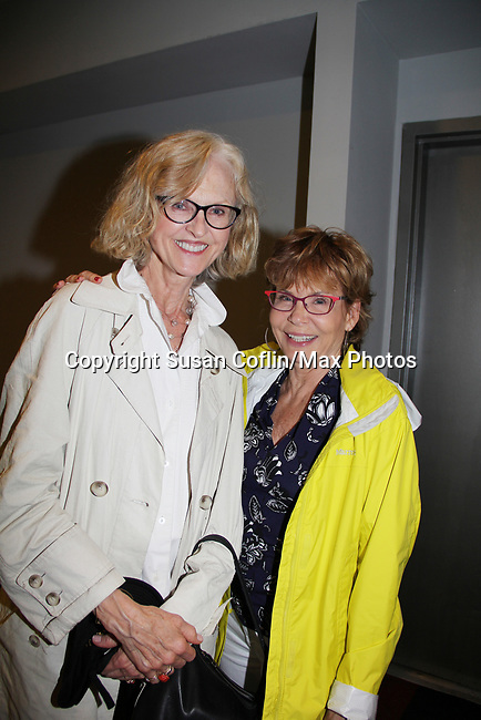 -  Seeing is Believing: Women Direct at its East Coast Premiere at Soho International Film Festival on June 19, 2017 in New York City, New York.(Photos by Sue Coflin/Max Photos) JIll Larson, Julia Barr - All My Children