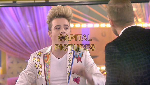 Celebrity Big Brother 2017<br /> Jedward, Calum Best<br /> *Editorial Use Only*<br /> CAP/KFS<br /> Image supplied by Capital Pictures