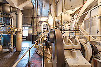 Seattle, WA, Georgetown Steam Plant, a National Historic Landmark in Seattle, WA USA