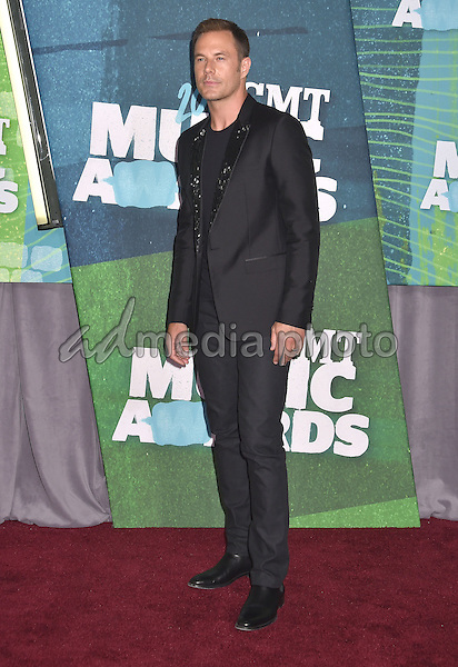 10 June 2015 - Nashville, Tennessee - Jimi Westbrook, Little Big Town. 2015 CMT Music Awards held at Bridgestone Arena. Photo Credit: Laura Farr/AdMedia