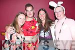FANCY DRESS: At the Vicars & Tarts night in the Cashen Bar, Ballybunion, on Friday.night