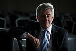 © Joel Goodman - 07973 332324 . 29/05/2015 . Leigh , UK . TONY LLOYD is selected as interim Mayor of Greater Manchester in what is the UK's first devolved Mayorilty with such power , outside of London . Photo credit : Joel Goodman